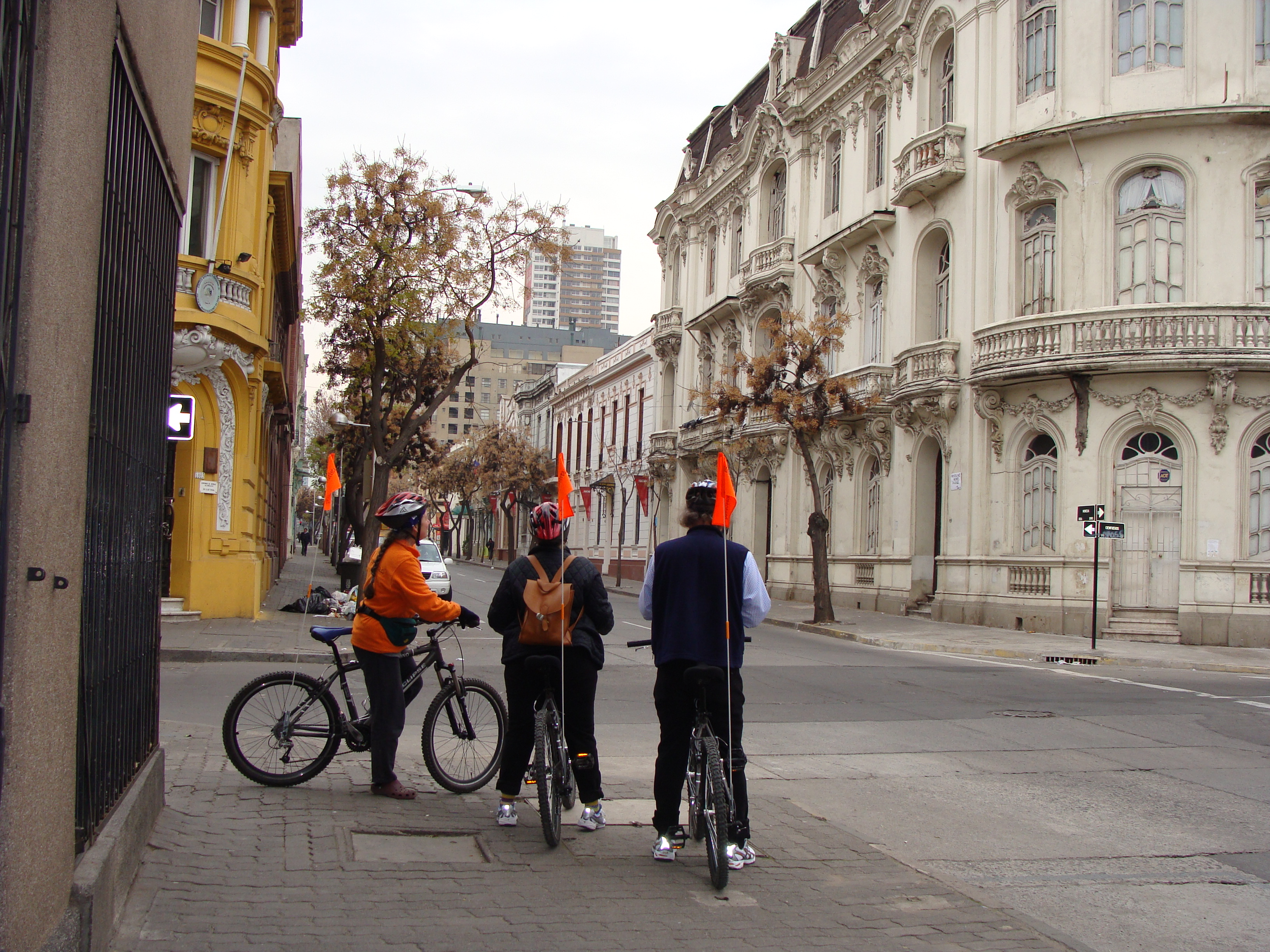 Gastronomic tour: Eat and Bike