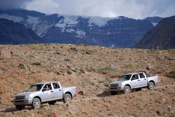 Andes wild Tour: 4x4 expedition