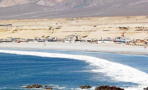 Hornito Beach