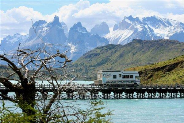 Aventura Overland desde Torres del Paine a Tierra del Fuego