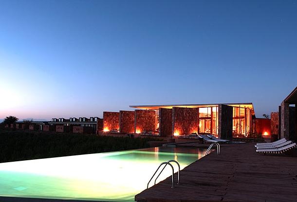 An Oasis after the Adventure: Tierra Atacama Hotel
