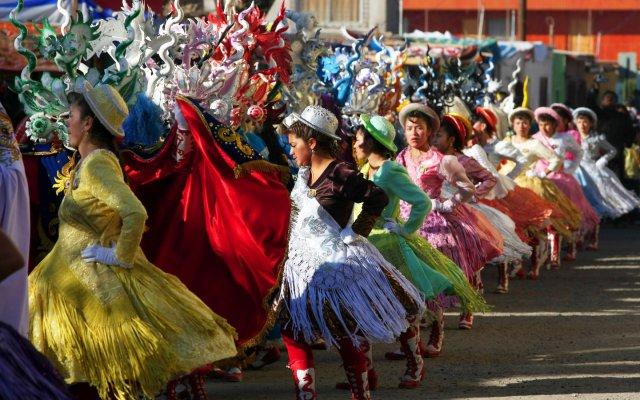La Tirana Religious Carnival