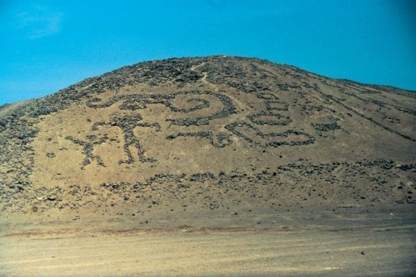 Lluta Geoglyphs