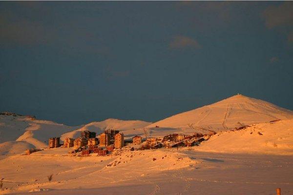 Three Valleys Excursion: Valle Nevado - El Colorado - La Parva