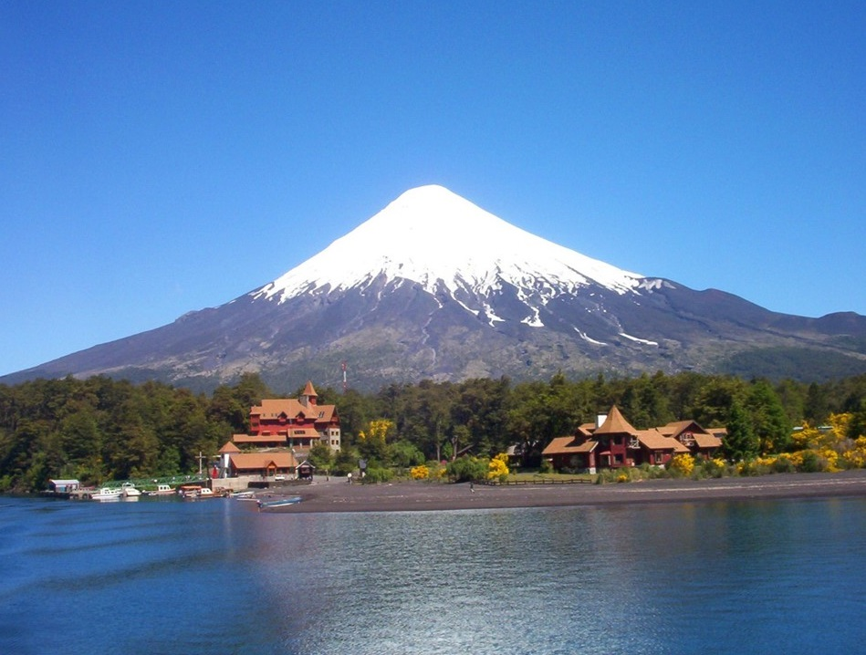 Santiago, Valparaíso, Lagos, Bariloche e Buenos Aires