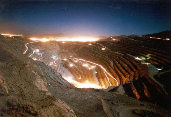 Chuquicamata Coppermine