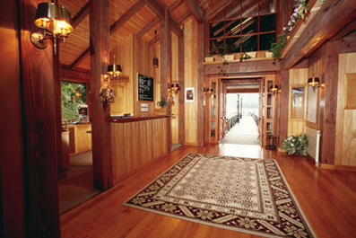 Puyuhuapi Lodge & Spa: Nature, adventure and disconnection.
