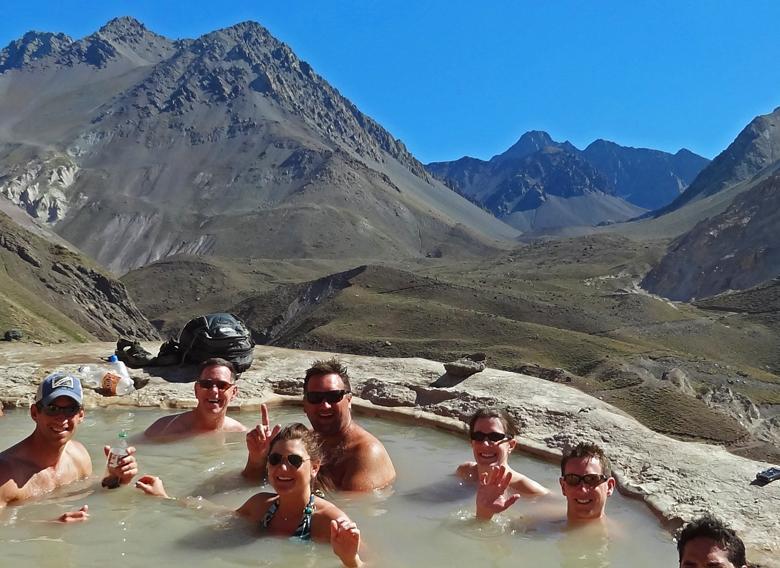 Baños Colina Hot Springs - Volcano & Hot Spring