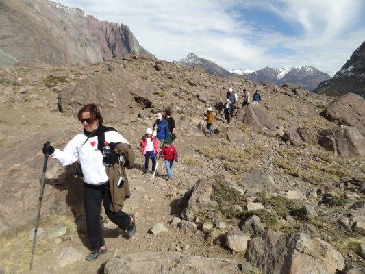 Aguas Termales Baños Colina - Volcán y Termas