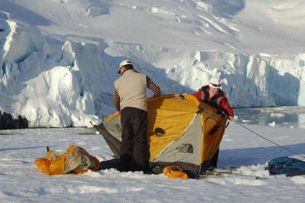 Mar de Weddell - Viagem Pinguim Emperador