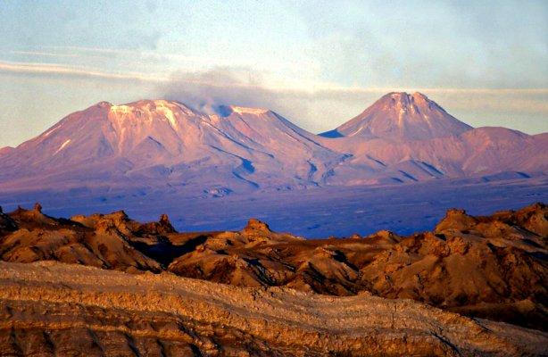 Cerro Toco San Pedro de Atacama