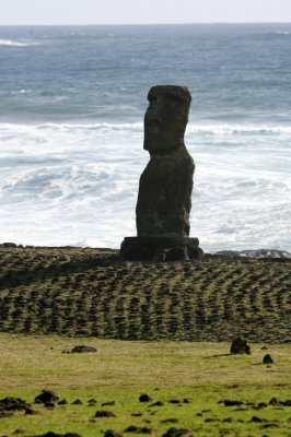 Easter Island in a budget with airline ticket. Departures January and February 2014