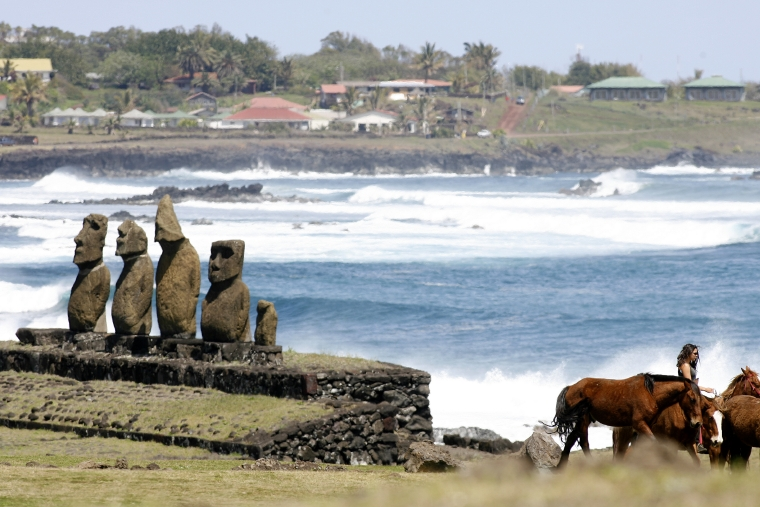 Isla de Pascua económico con ticket aéreo. Salidas Enero y Febrero 2014