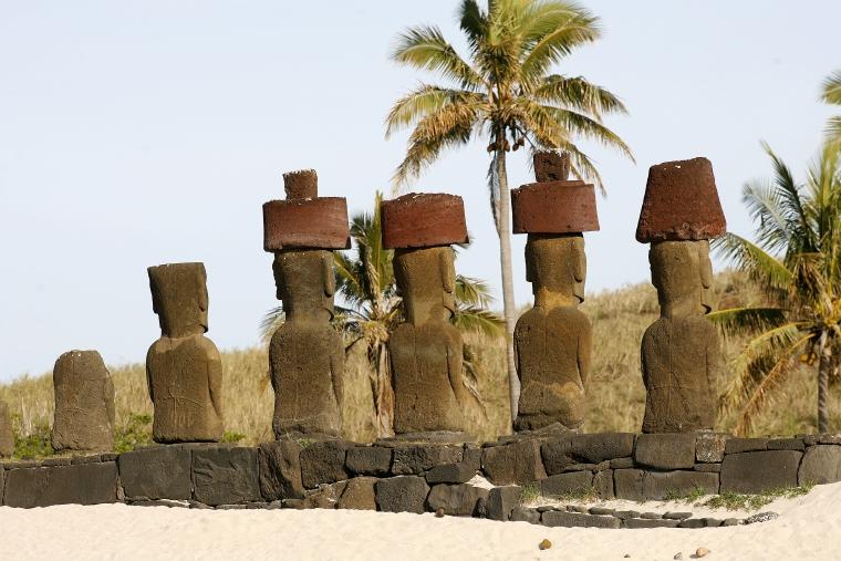 Easter Island - Tapati Festival 2014
