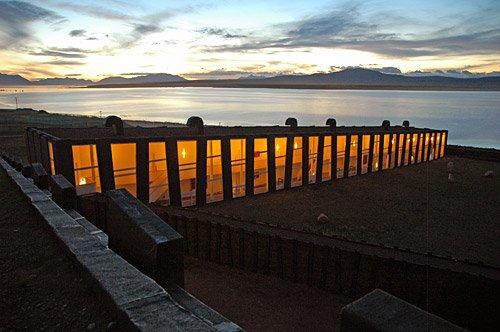 Invierno En Patagonia: Invierno En Hotel Remota Patagonia