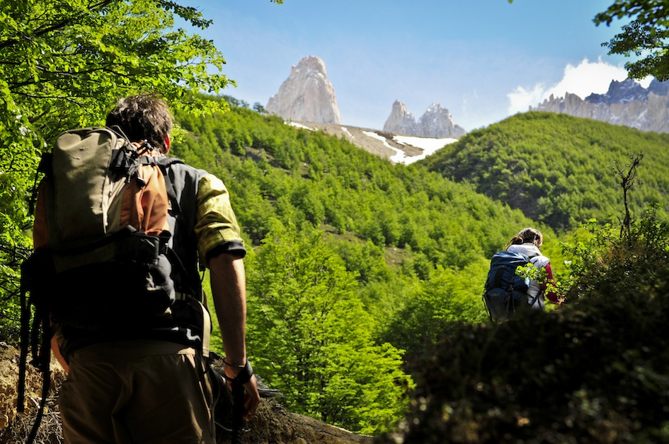 W Trekking Two Valleys