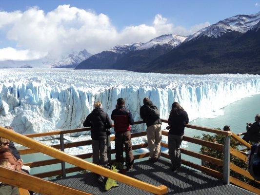 Excursão Geleira Perito Moreno