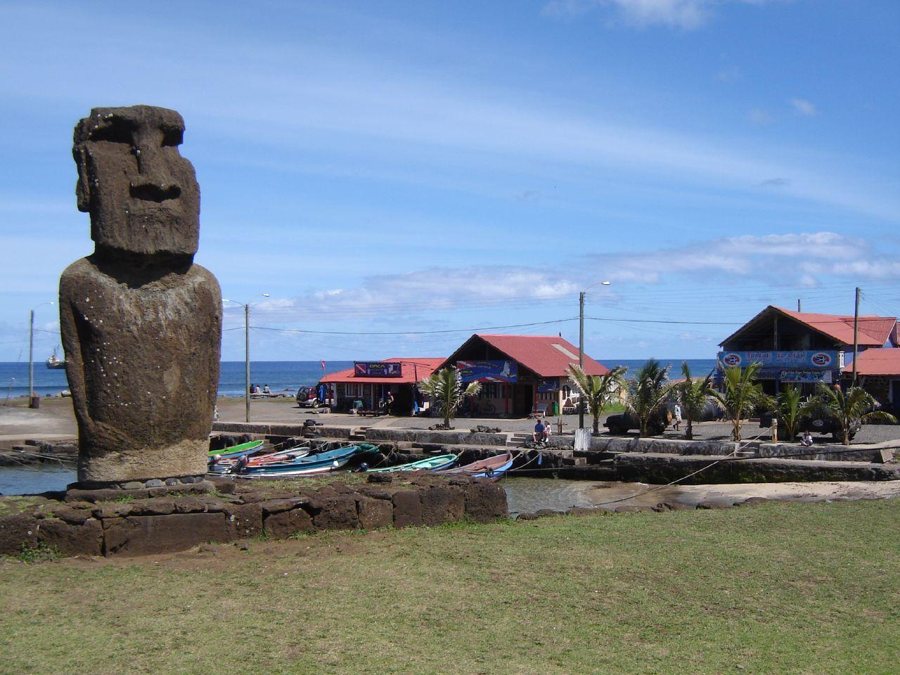 City Tour Hanga Roa - Isla de Pascua