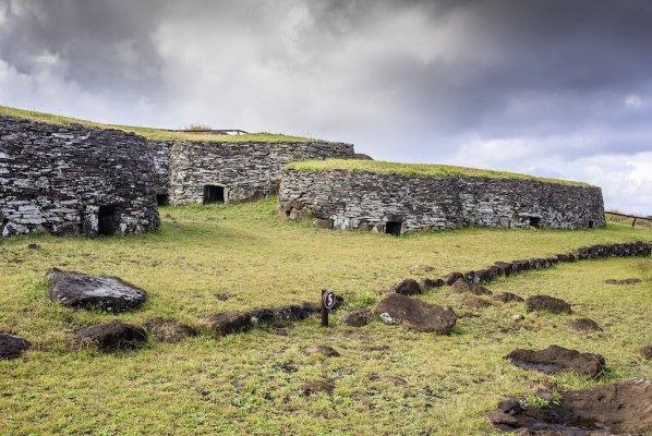 Te Moai Circuit Isla de Pascua