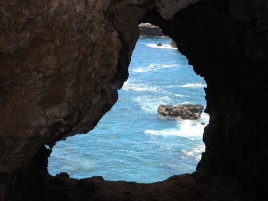 Cabalgata a las Cavernas de Isla de Pascua
