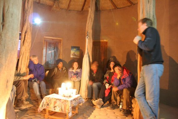 Tour Astronómico en San Pedro de Atacama