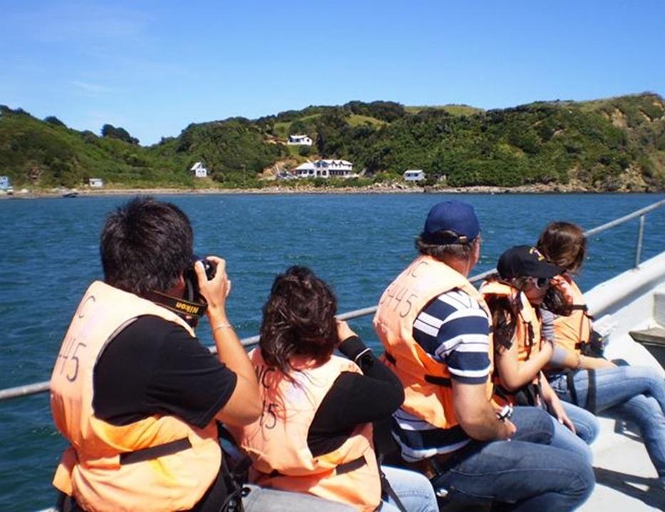 Isla de Chiloé: Ancud y Puñihuil
