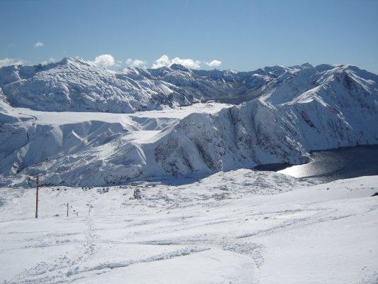 Canchas de Esqui Antuco