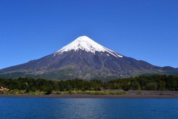 Lago Puyehue y Osorno