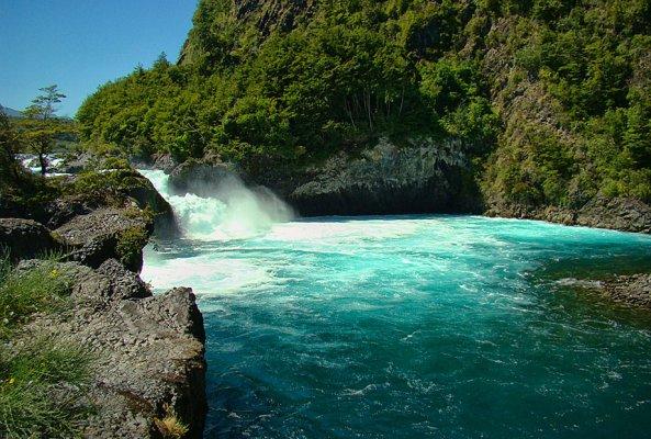 Llanquihue and Todos los Santos Lakes