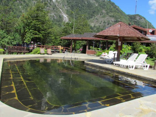 Coñaripe Hotsprings