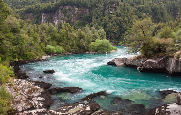 Reserva Nacional Futaleufu