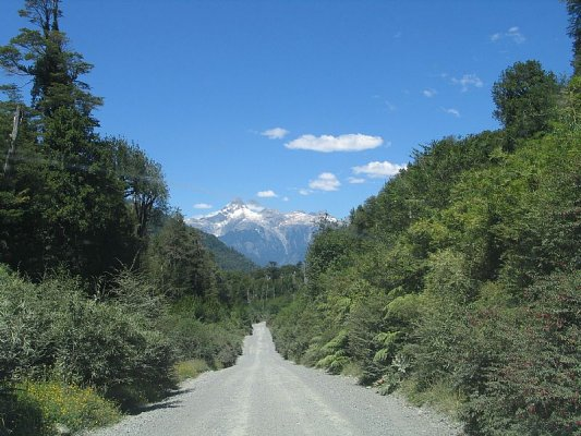 Ruta Austral Puelo - Futaleufu
