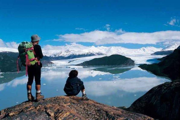Circuito 'W' Base Las Torres-Valle del Frances-Lago Grey