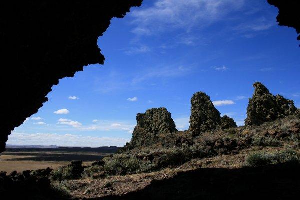 Pali-Aike Cave