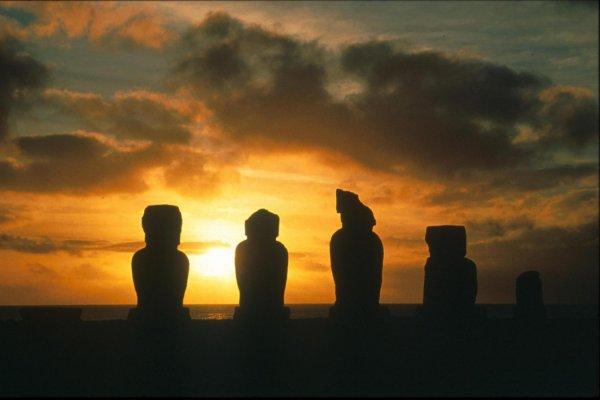 Parque Nacional Isla de Pascua