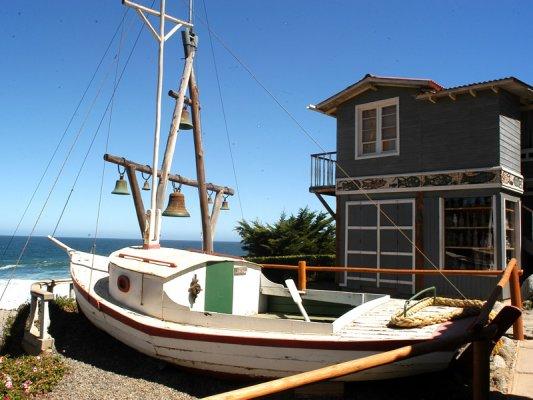 Neruda's  House