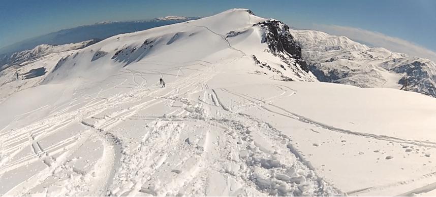 Chapa Verde Ski Center