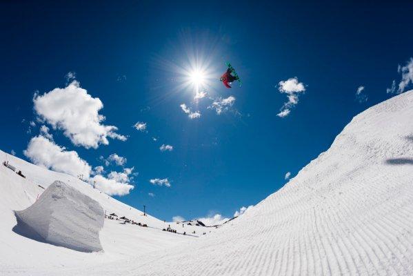 Centro de Esquí EL Colorado