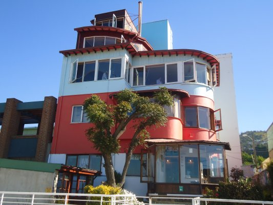 La Sebastiana (Pablo Neruda's House)