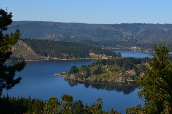 Vichuquen Lake