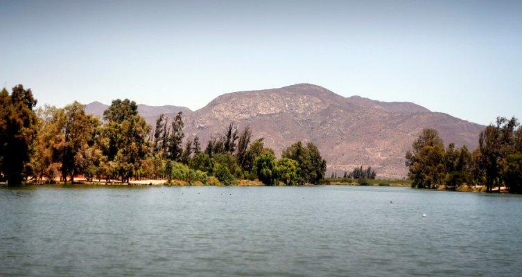 Parque Laguna Caren