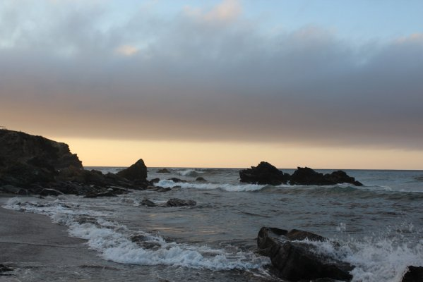 Punta de Lobos Beach