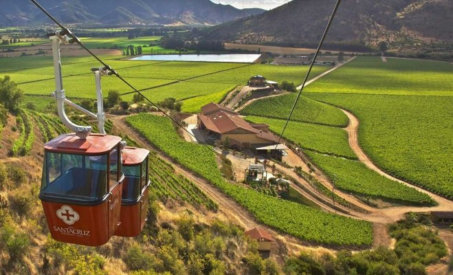 Colchagua Wine Route