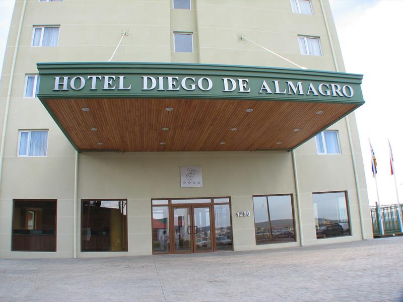 Fotos De Hotel Diego De Almagro Punta Arenas En Punta Arenas Fotos Y Videos
