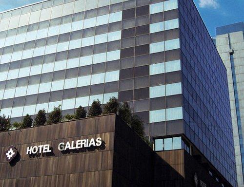 Hotel Galerias