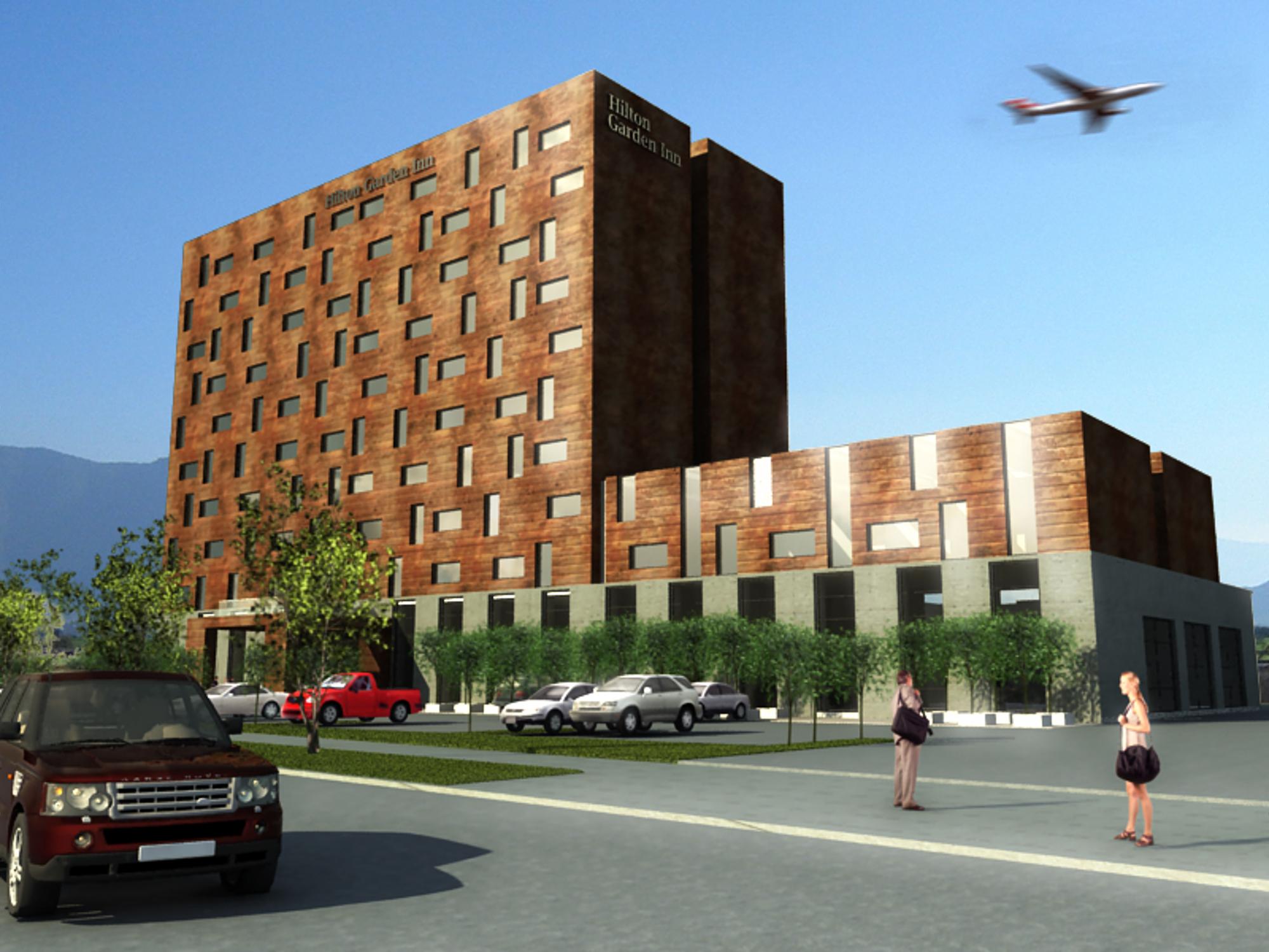 Fotos De Hotel Hilton Garden Inn Santiago Airport En