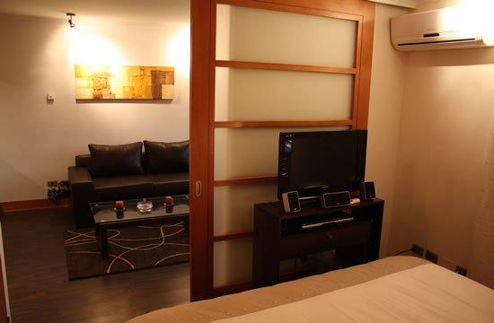 Hotel Monarca Las Condes