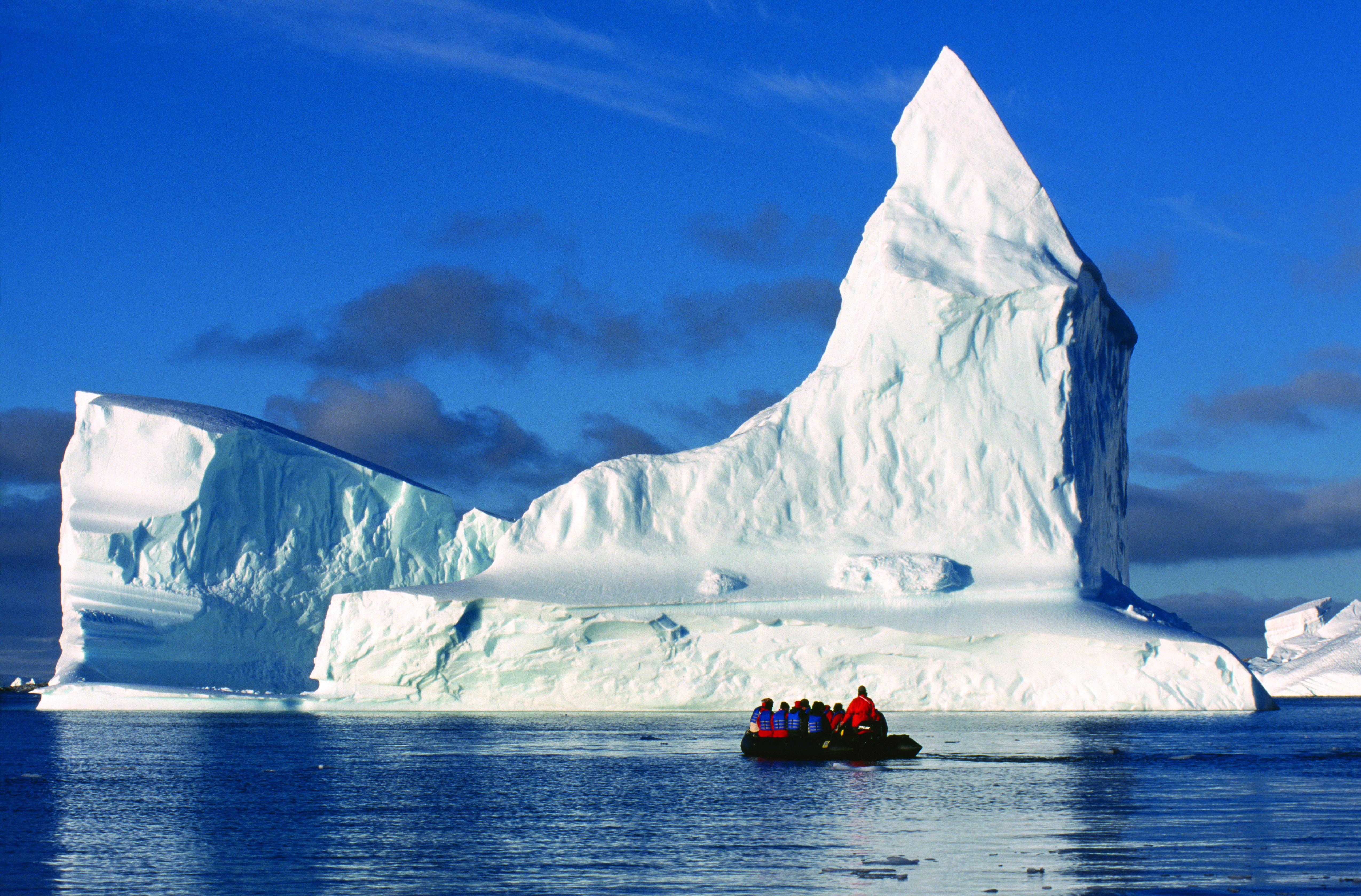 Península Antártica e Ilhas Shetlands do Sul