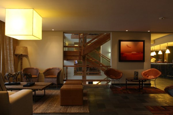 Cr ticas de hotel puerta del sol en centro de esqui valle for Hotel barato puerta del sol