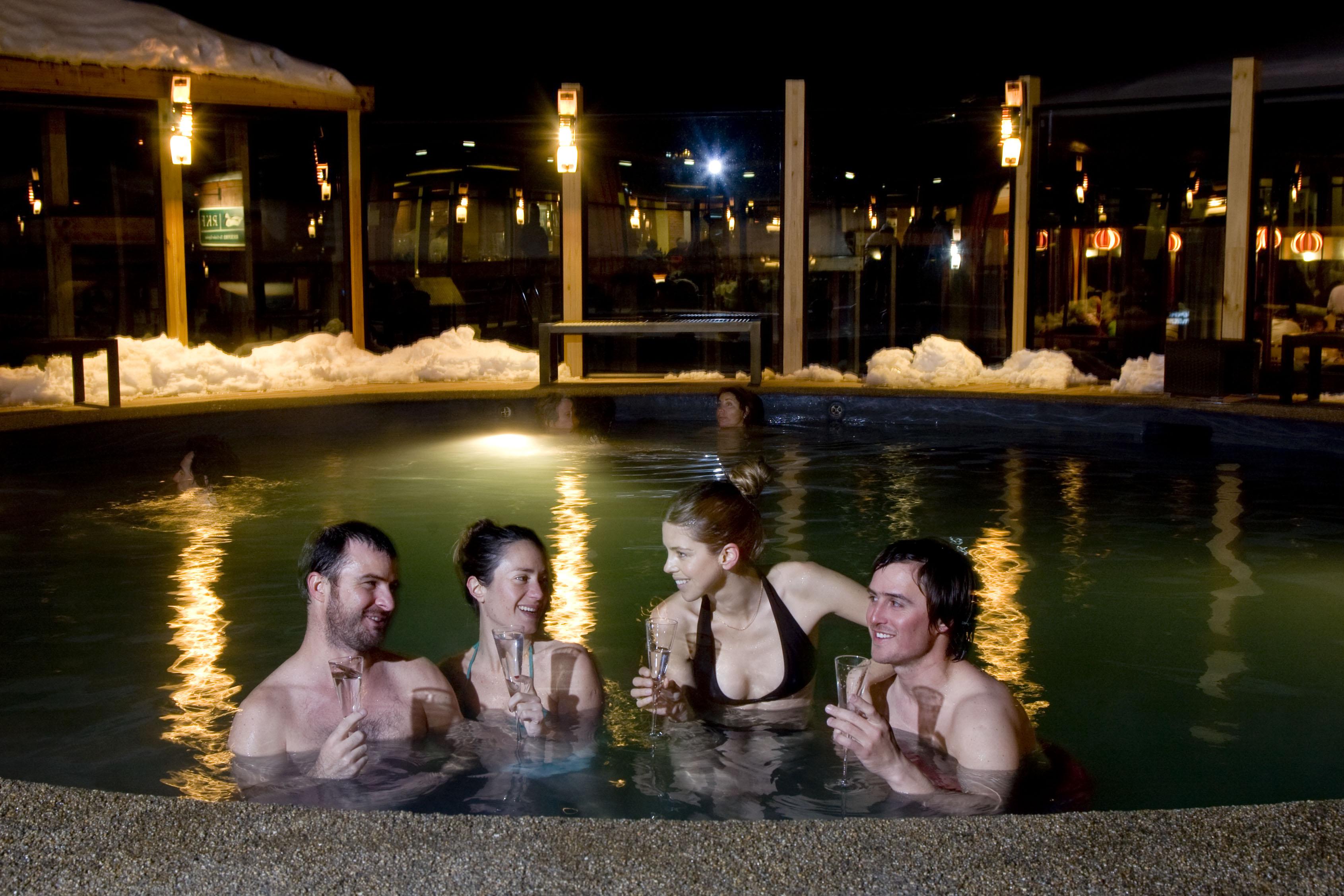 Hotel Puerta Del Sol Em Centro De Esqui Valle Nevado